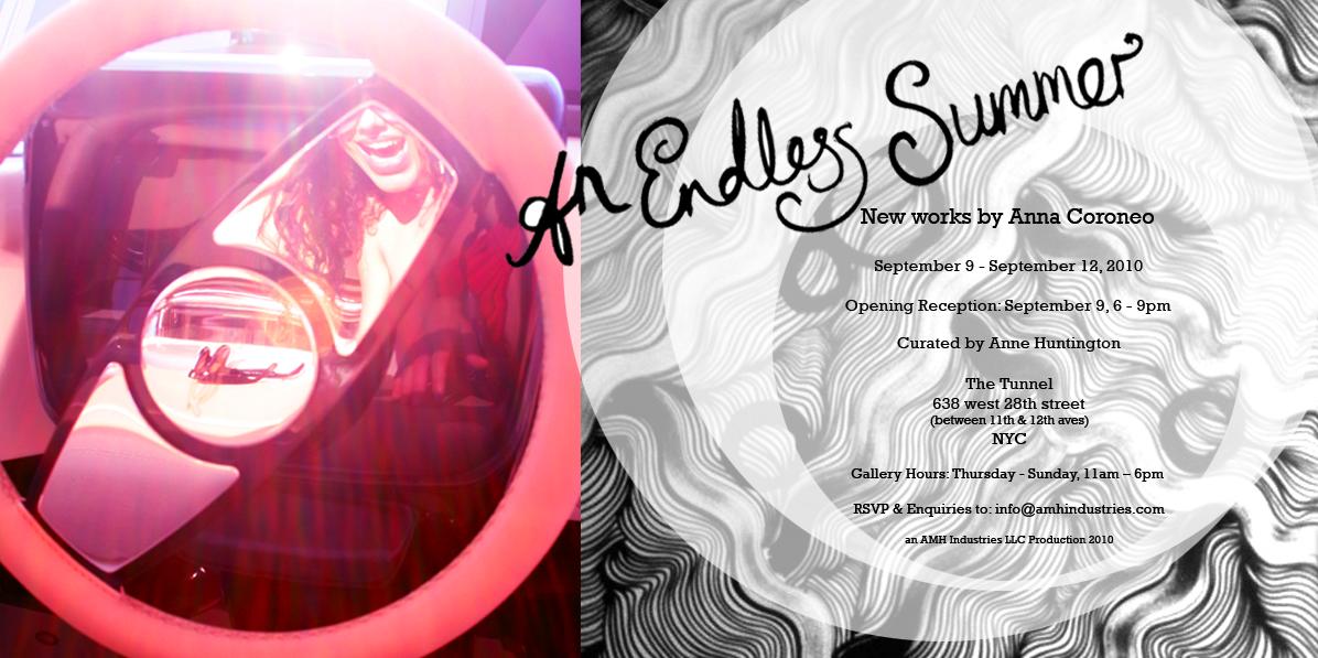 9-9 endless summer invite