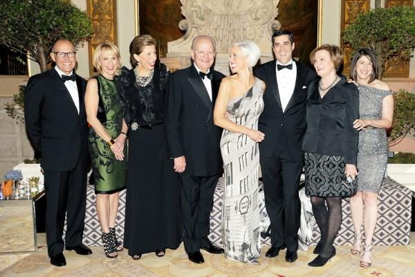 Bill Brobston, Neva Hall, Agatha Wirth, Burt Tansky, Linda Fargo, Jim Gold, Mallory Andrews, Karen Katz