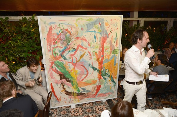 MIAMI BEACH, FL - DECEMBER 05:  A general view of atmosphere at a dinner and auction hosted by CHANEL to benefit the Henry Street Settlement at Soho Beach House on December 5, 2012 in Miami Beach, Florida.  (Photo by Dimitrios Kambouris/Getty Images for CHANEL)