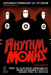 Rhythm Monks