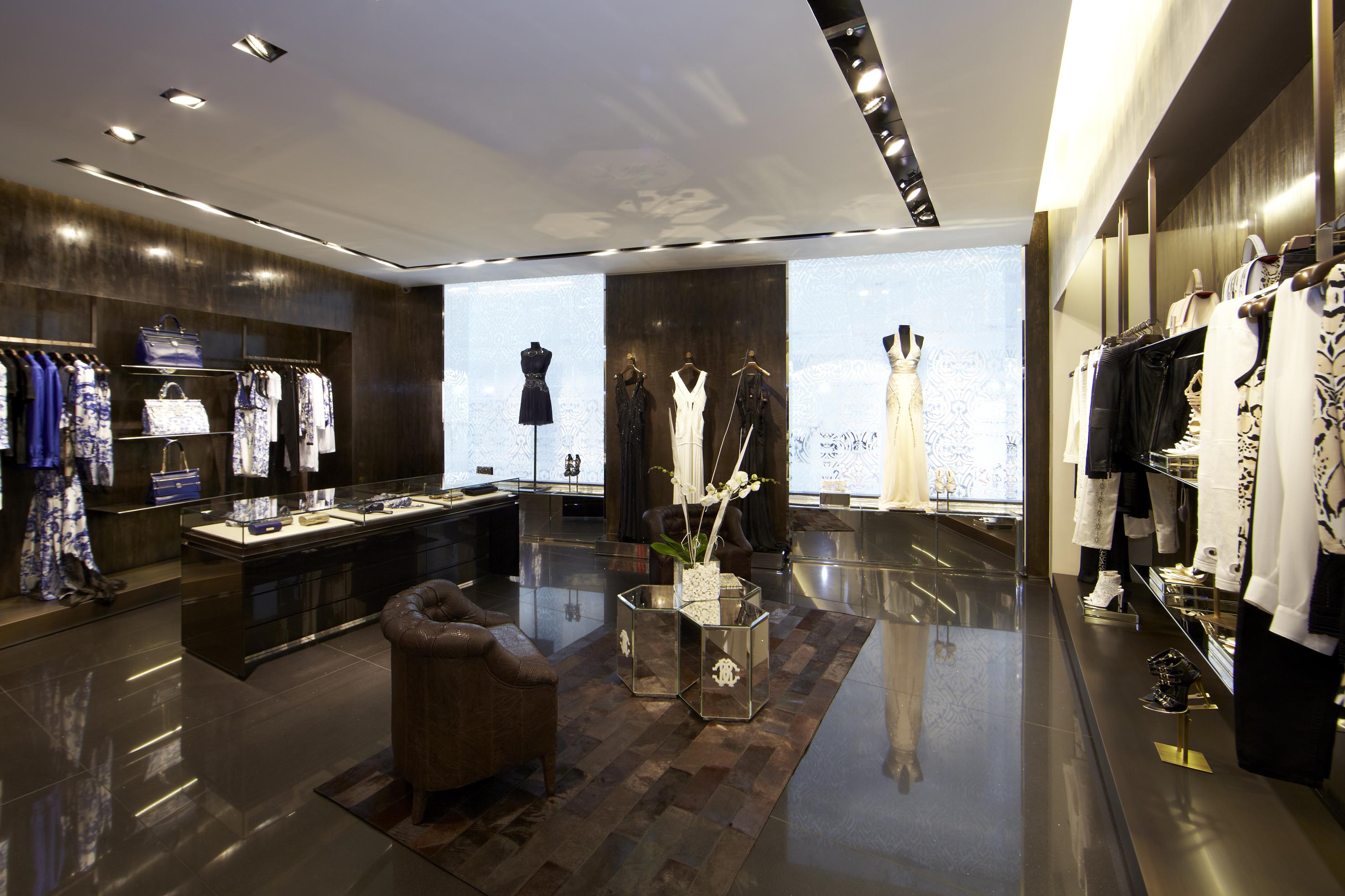 Roberto Cavalli Boutique Vienna (2)