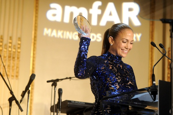 4th Annual amfAR Inspiration Gala New York - Show