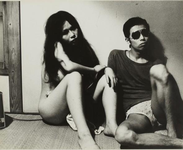 Nobuyosi-Araki-Tokyo-Blues-1977-1977-gelatin-silver-print-paper-size-44.8X54.8cm