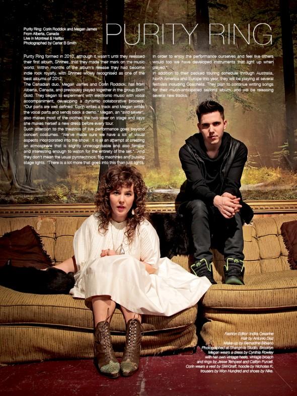 The Untitled Magazine - Music Issue 6