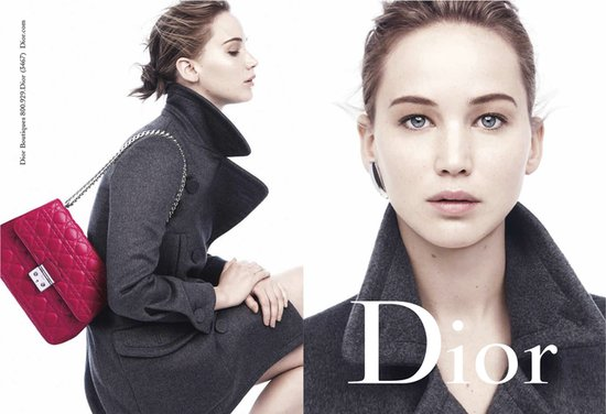 Jennifer Lawrence-Dior