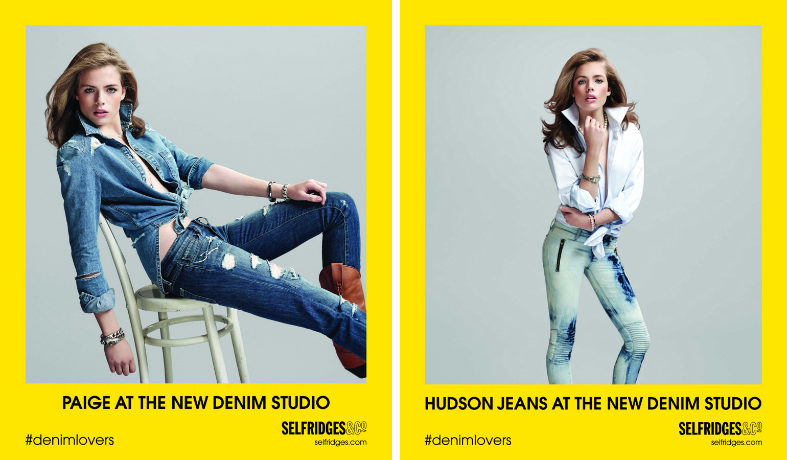 Selfridges+Ad+Denim+Lovers