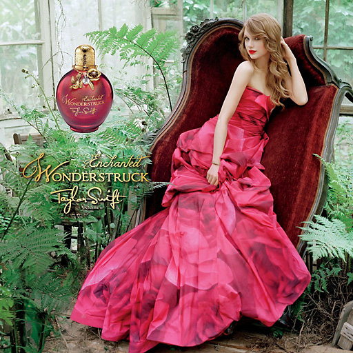Taylor Swift Wonderstruck Enchanted Giveaway