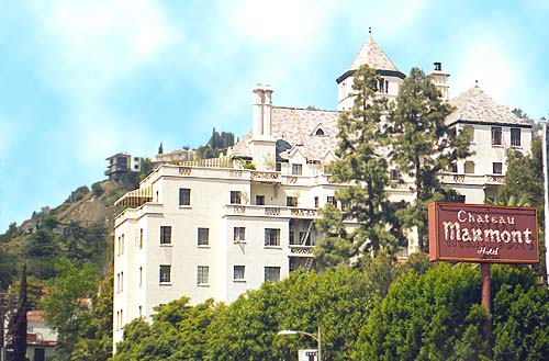 Chateau-Marmont-West-Hollywood-California