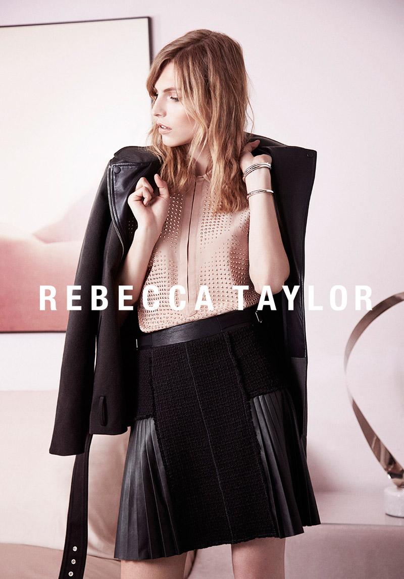 Rebecca Taylor Fall 2013 Campaign