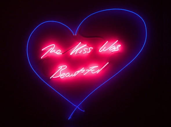 Tracey Emin's MOCA show is one of the most talked about AB/MB shows.
