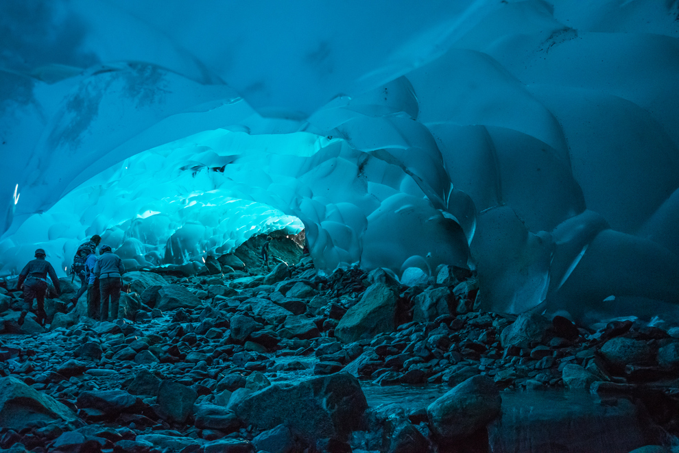 Ice Caves