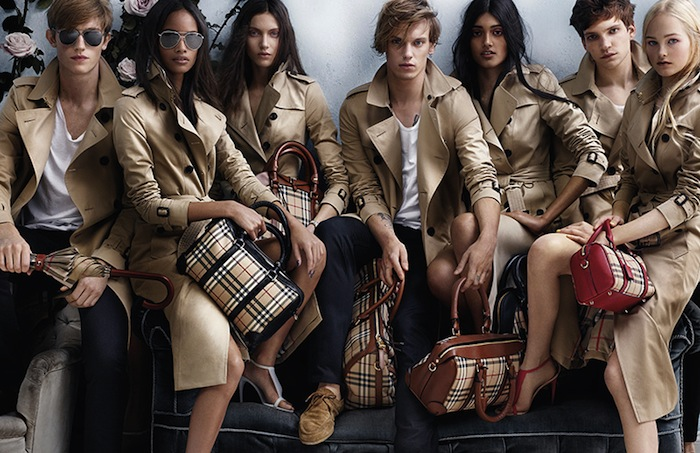 Burberry-SS14-Campaign
