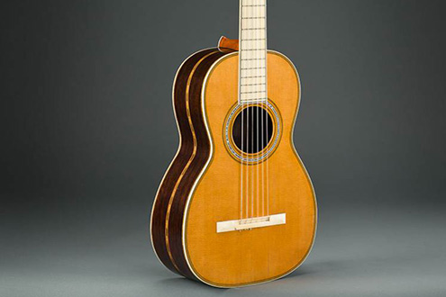 Early American Guitars at the Met