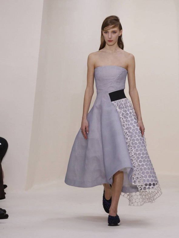 A look from Dior
