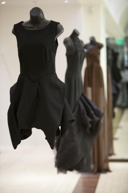 Ken Chen SF store dress