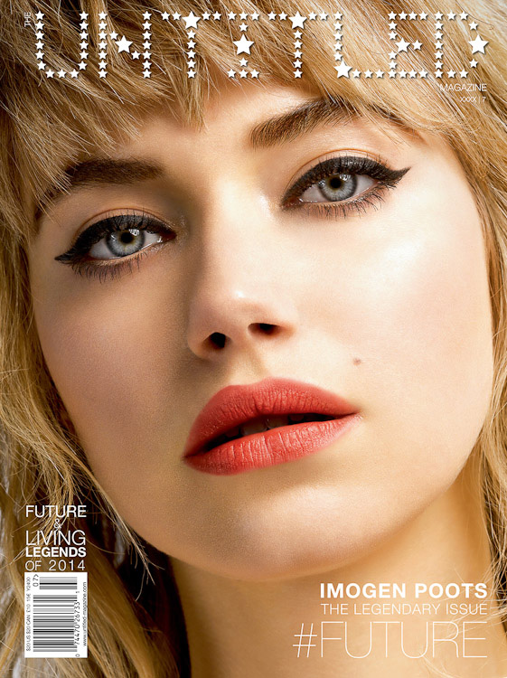 The Untitled Magazine - Issue 7 - Imogen Poots