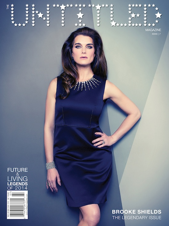The Untitled Magazine - Issue 7 - Brooke Shields Cover