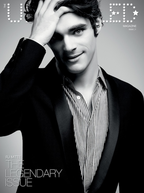 The Untitled Magazine - Issue 7 - RJ Mitte