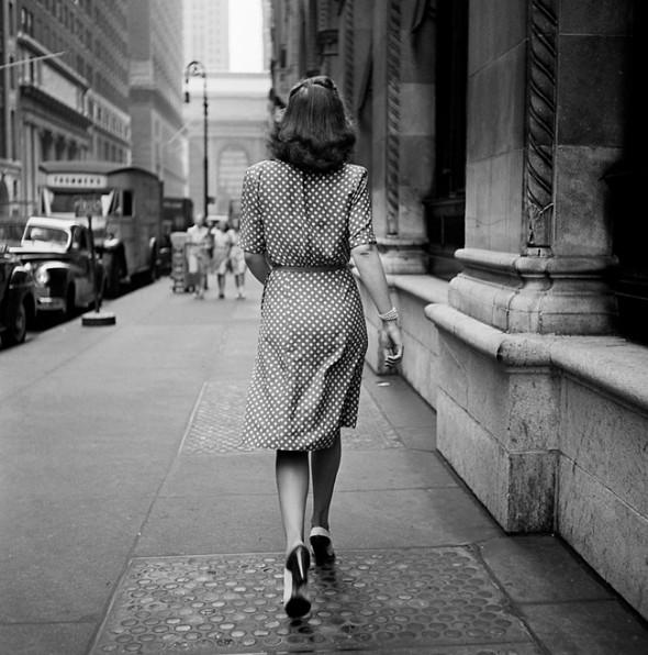 Kubrick, Street Conversations 1946