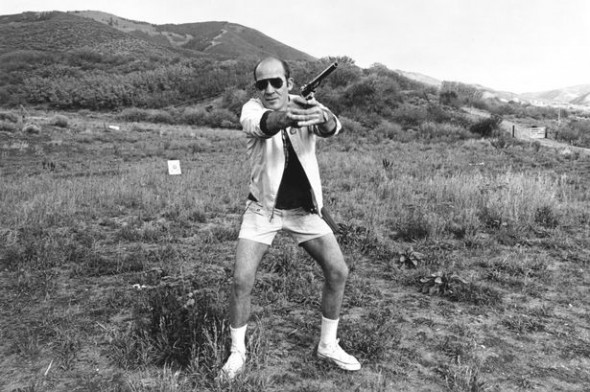 Hunter S. Thompson, 1976