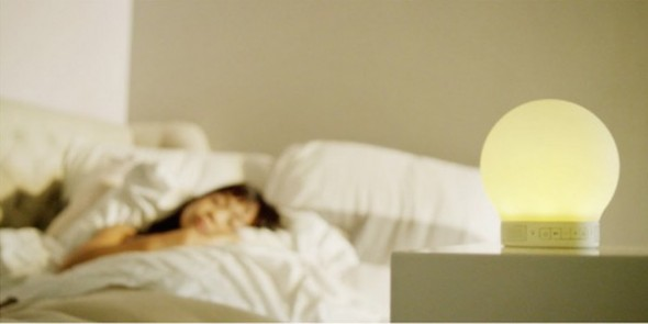 Smart Lamp Speaker