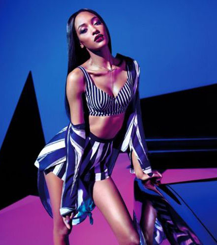 Rihanna for River Island Spring Summer 2013