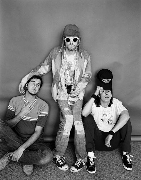 Nirvana, ©2014 Jesse Frohman
