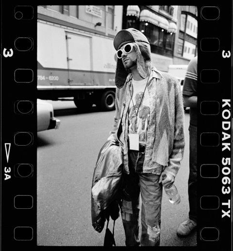 Street, ©2014 Jesse Frohman