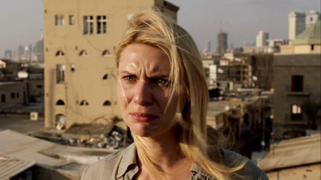 Claire Danes as Carrie