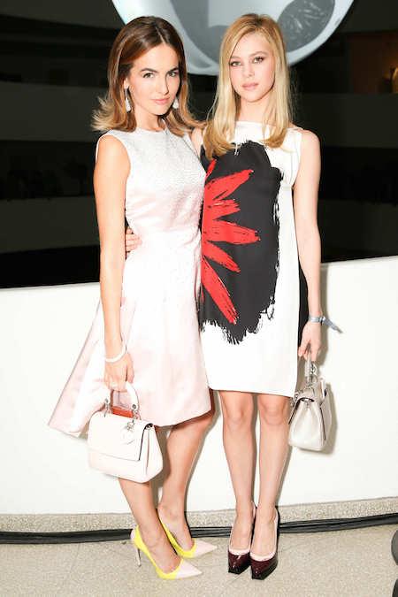 Actresses Camilla Belle + Nicola Peltz, photo courtesy of BFA Photo