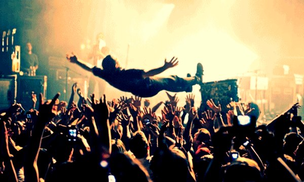 stage-dive
