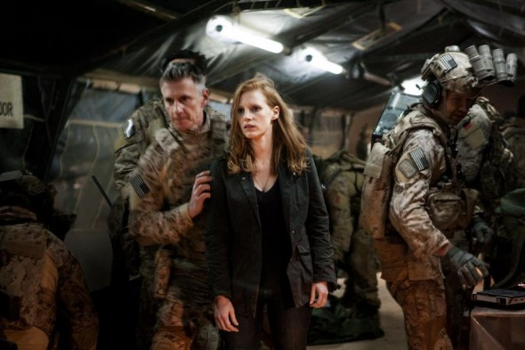 Zero Dark Thirty, Jessica Chastain
