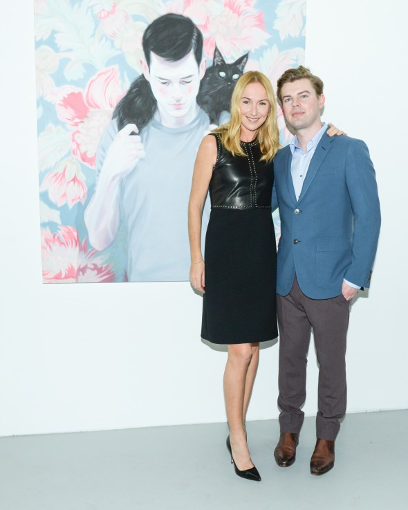Frida Giannini, Kris Knight