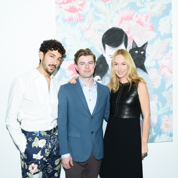 Anthony Spinello, Kris Knight, Frida Giannini,