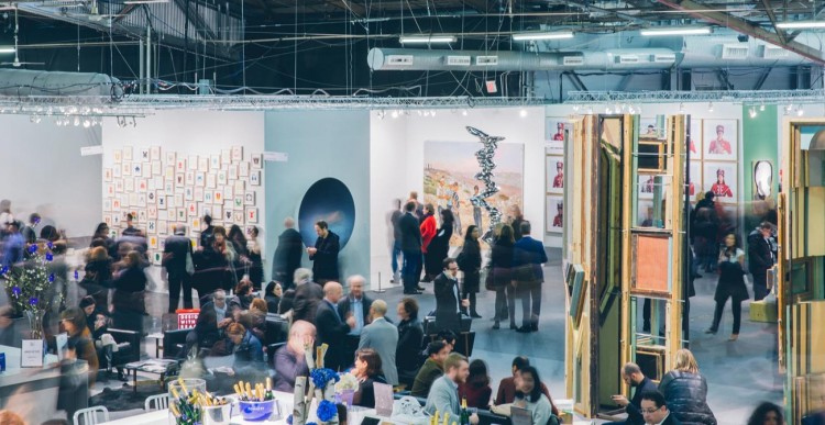 The Armory Show, 2014