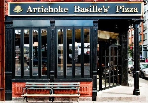 Artichoke Basille's Chelsea Location