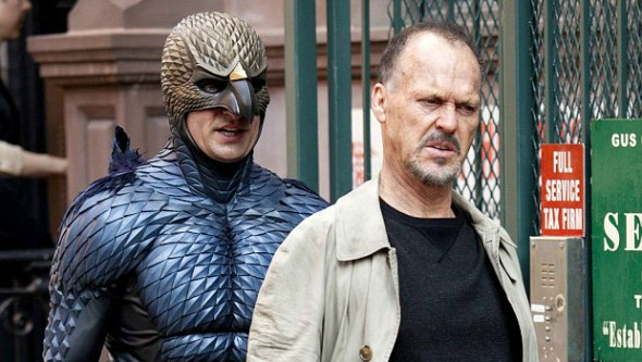 Birdman; Michael Keaton and Birdman