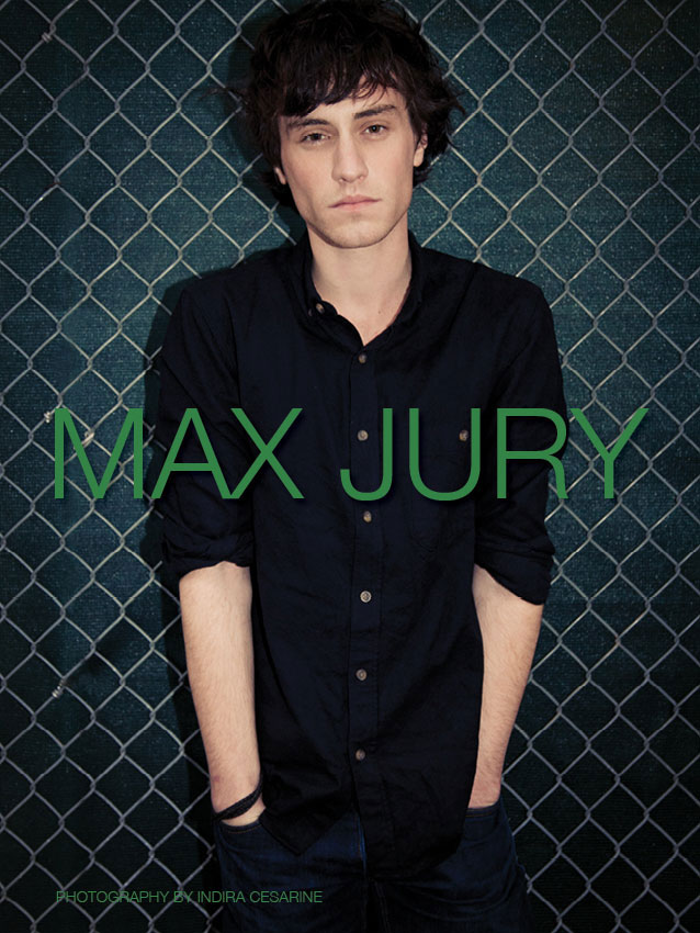 Max Jury - The Untitled Magazine - Photography by Indira Cesarine
