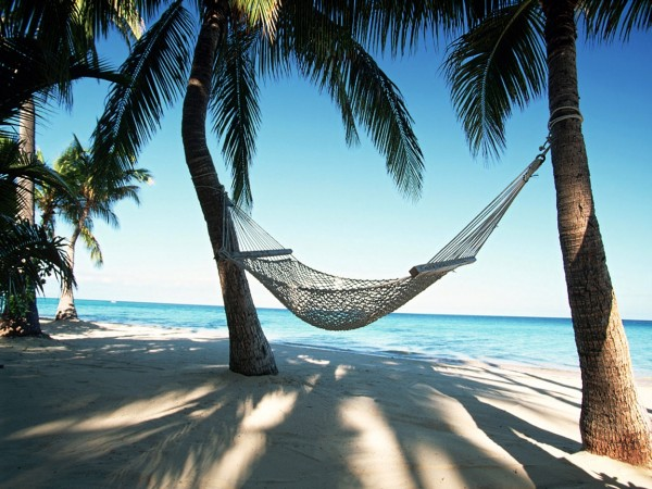Relaxing pictures - Hammock