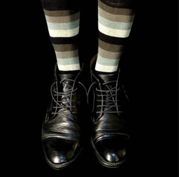 René Peña, Black Shoes, 2007