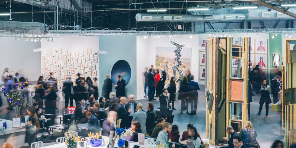 Armory Art show
