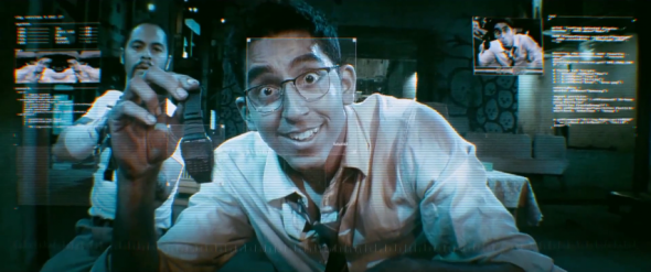 Chappie Screenshot