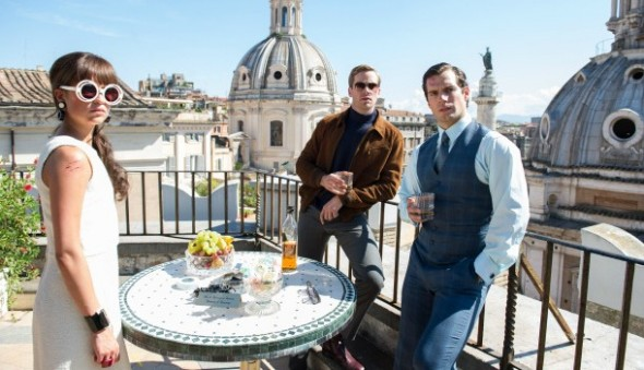 The Man from U.N.C.L.E. Screenshot