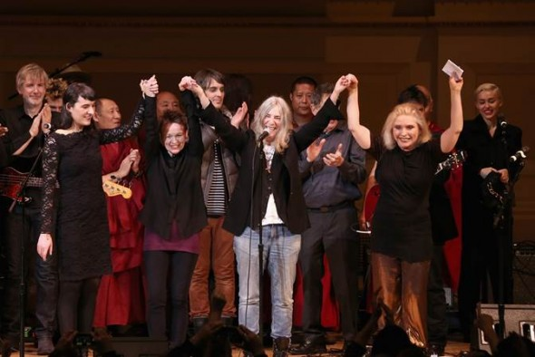 25th Annual Tibet House Benefit Concert, March 6th, 2015