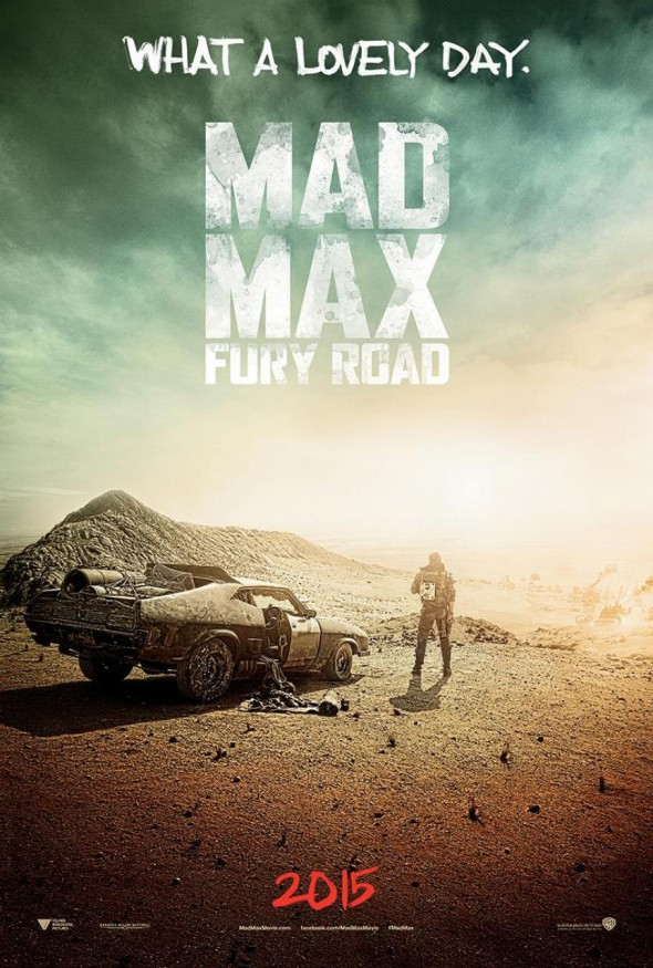 Mad Mad Fury Road Poster