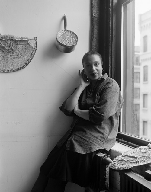 Veronica Ryan by Barbara Yoshida, 8 Nov. 1991