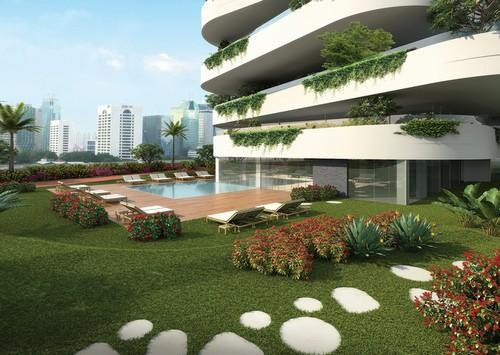 Oxygen Eco-Tower Villa