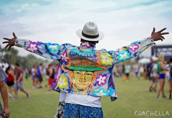 Coachella fashion