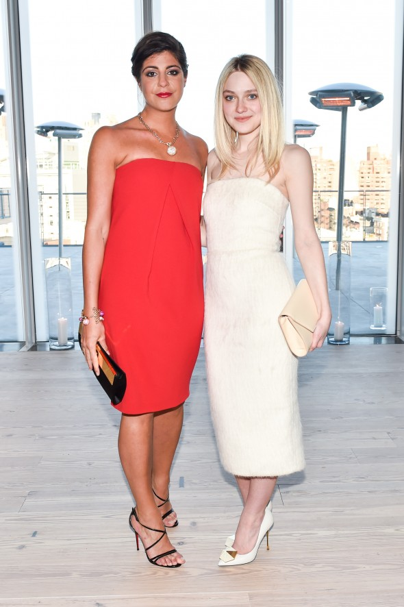 MAX MARA & RENZO PIANO Host Dinner in Celebration of the New Whitney Museum of American Art