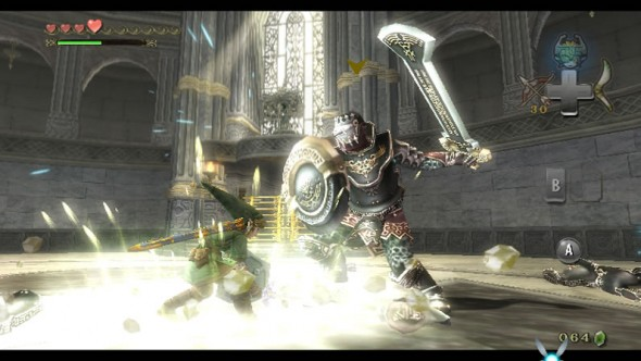 Zelda Twilight Princess Screenshot